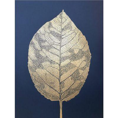 RGB leaf indigo