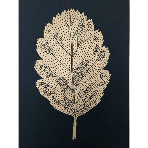 RGB s leaf black
