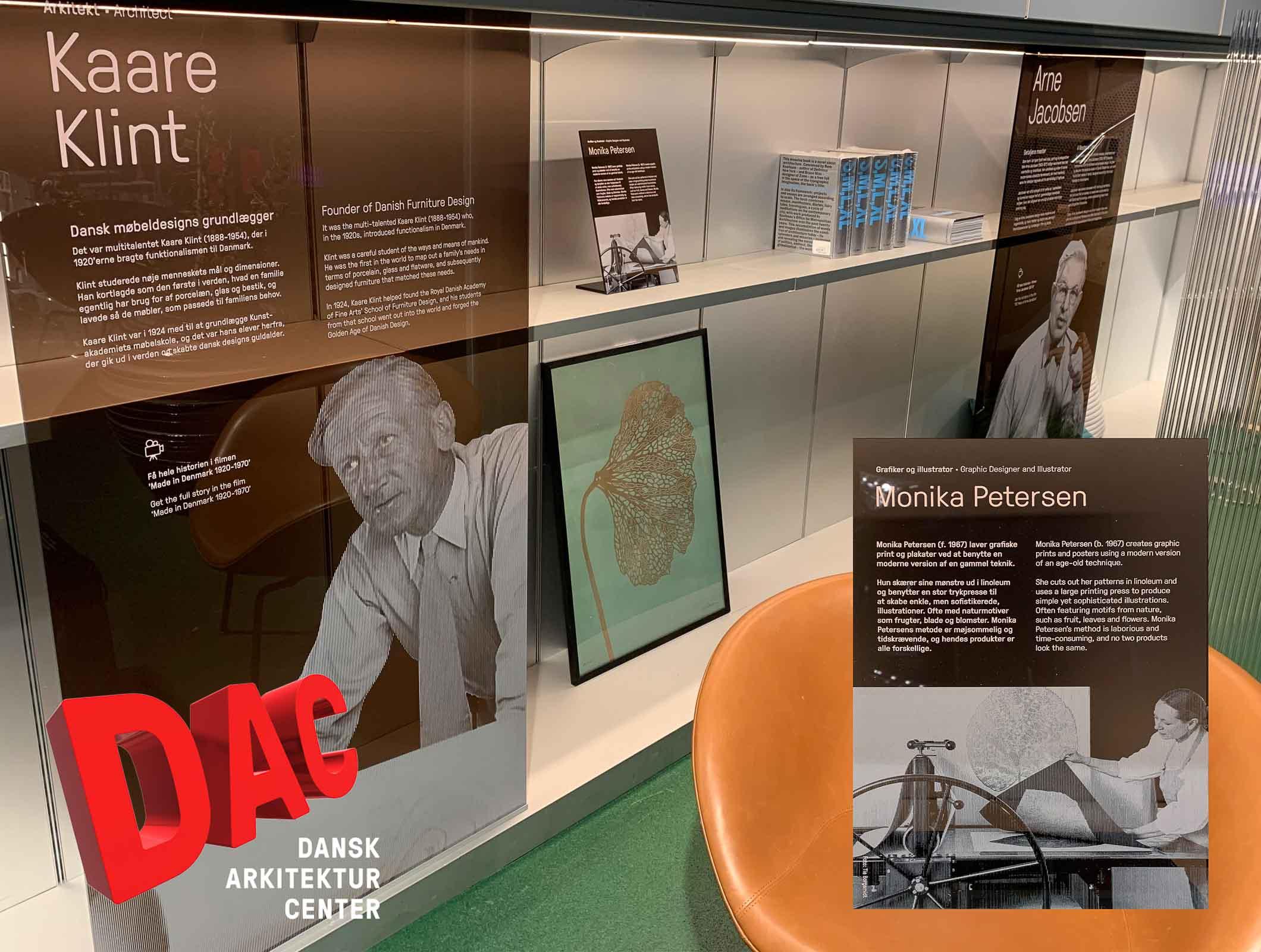 Ausstellung im Dänischen Architekturzentrum
